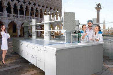 Progetto – CA Foscari – Venezia – Piazza San Marco – Lab1