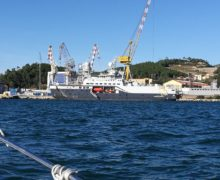 Rompighiaccio Kronprins Haakon. Consegnati i laboratori nella nave che studierà il clima del pianeta