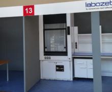 A Nanoinnovationun laboratorio Labozetaper la sicurezza e la sostenibilità