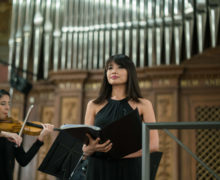 """Labozeta con La Fondazione Italia Giappone: """"Un entusiasmante concerto sulle note di Haendel e Bach"""". LE FOTO"""