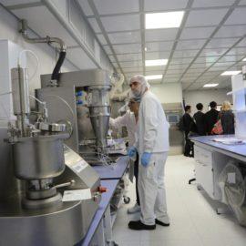 ITC Farma punta alla massima innovazionedei processi produttivi