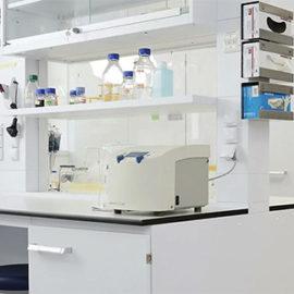I laboratori all'Università di tecnologia di Amburgo portano la firma Köttermann