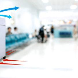 Decontaminare aria e superfici per aumentare la nostra sicurezza
