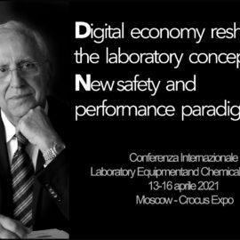 Analitika Mosca. Conferenza Internazionale Laboratory Equipment and Chemical Reagent