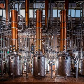 Padova. Le distillerie Bonollo Umberto, eccellenza indiscussa del Made in Italy